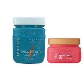 Kit Mar Morto + Morango Impact Hobety Profissional