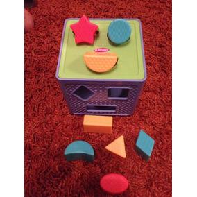 Cajita Didáctica De Figuras Playskool