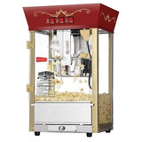Great Northern Popcorn Red Matinee Movie Theater Style 8-oun