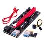 PCB negro - Cable USB rojo