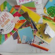 Kit Origami Animales De Granja