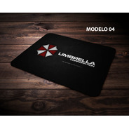 Umbrella Corporation Resident Evil Mouse Pad
