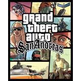 Grand Theft Auto San Andreas Pc Original Midia Digital