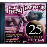 Cd Melodias Inesquecíveis Vol.2 - Marilyn Monroe - Tom Jones