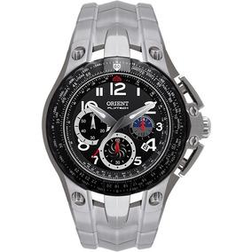 Relógio Orient Masculino Flytech Esportivo Mbttc002 P2gx .