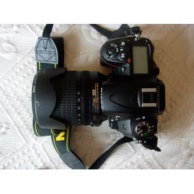 Nikon D7000 Con Lente18-105 Nikon Oferta Ctdo