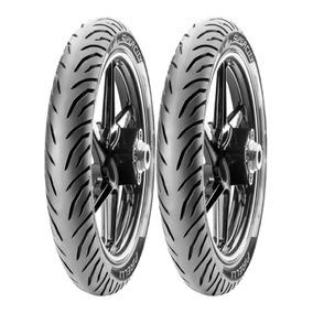 Combo Pneu 275-17 + 110/80-14 Super City Pirelli
