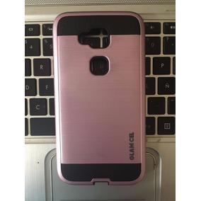 Case Hibrído Metalizado Huawei Gx8 Rio-l03 Colores 02h