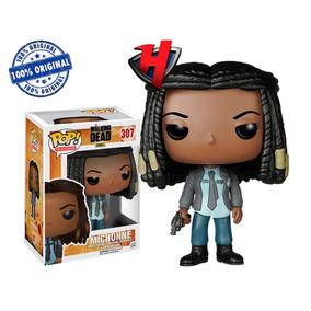 Michonne Funko Pop The Walking Dead Temporada 5 Zombies