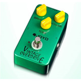 Pedal Joyo Vintage Ovedrive Jf-01 Tube Screamer De Guitarra