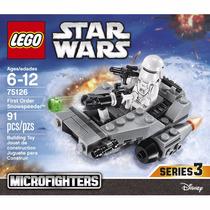 Lego Star Wars 75126 91 Piezas Mejor Precio!!