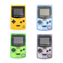 Game Boy Color Contra Mario Land Duck Tales Backlight