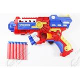 Nerf Pistola Homem Aranha Arma Atira Dardos Spider Men- Top
