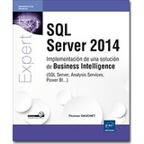 Sql Server 2014 - Implementación De Una Solución De Business