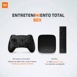 Xiaomi Mi Box 3 Versión Internacional Android Tv 6.0