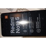 Xiaomi Redmi Note 5 64 Gb Rojo Homologado De Oferta