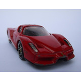 Enzo Ferrari Coleccion Hot Wheels Año 2002 Escala 7cm