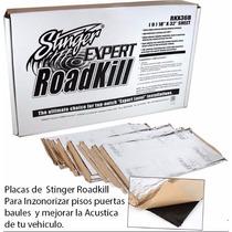 Membrana Stinger Roadkill Insonorizar Vehículos Rkx36b