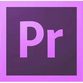 Premiere Pro Cc 2.017 - Permanente Garantizado