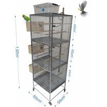 Voadeira Para Reprodução De Aves - Completo