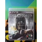 Venta Dishonored Playstation 3 Ps3