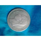 Moneda De Los Estados Unidos De Venezuela De 1935 En Plata