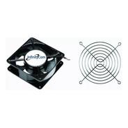 Cooler Ventilador Ventoinha 120x120x38 110/220v C/grade Prot