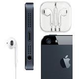 Iphone 5 16gb Cualquier Chip + Audifonos Estética 8 A 10
