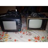 2 Tv Marca Magnavox Y Multitech Pantalla De 5 Ac / Dc