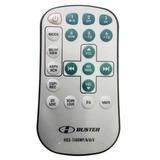 Controle Remoto Som Automotivo H-buster Hbd-7100mp Original