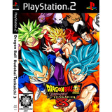 Dragon Ball Z Budkai Tenkchi 3 Final Esp Latino Juegos Ps2