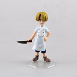 Figura Sanji. One Piece. 12 Cm. Nuevo En Caja