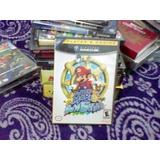 Nuevo Mario Sunshine Sellado Game Cube Instructiv Gamecube