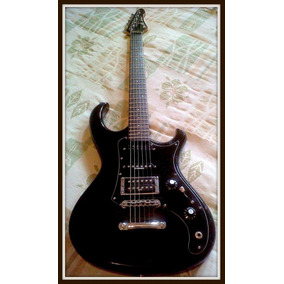 Guitarra Aria Pro 2 The Cat Japón C/ 1 Duncan Y 2 Ds Permuto