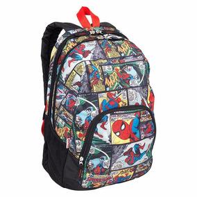 Mochila Homem Aranha Spider Man Marvel - Licenciada