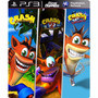Crash Bandicoot 1, 2 E 3 Trilogia - Psn Ps3 Riosgames