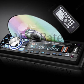 Estéreo Reproductor De Dvd Cd Vcd Mp3 Mp4 0504