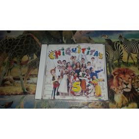 Cd Chiquititas Vol. 5 Original Raro
