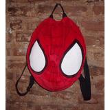 Mochila Spiderman Hombre Araña Peluche Importada