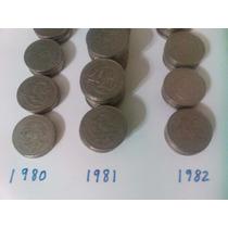 Moneda 20 Pesos Cultura Maya 1980 1981 1982