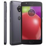 Celular Motorola Moto E4 Xt1763 Cinza 16gb Tela 5