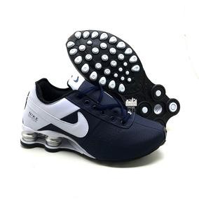 Tenis Nike Shox 4 Molas Deliver Masculino Original 2 Pares