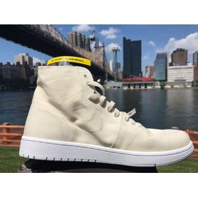 Tenis Nike Air Jordan 1 Deconstructed 27.5cm 867338 Marfil