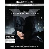 Batman Begins Bluray 4k Nuevo En Stock Importado