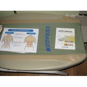 Cama Ceragem Terapeutica Seminueva Cgm-3500
