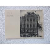5376- Postal Chile, Hotel Carrera, Santiago, Gori J