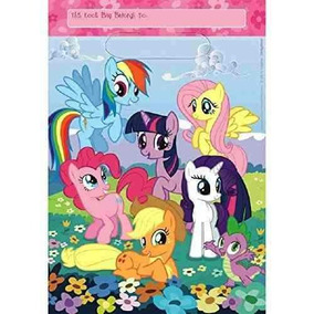 American Greetings My Little Pony Bolsa Para Golosinas