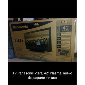 Televisor Panasonic Viera 42 Plasma Nuevo