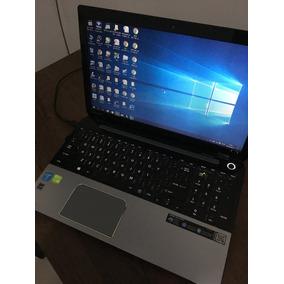 Notebook Toshiba Satellite S55, I7 4700qm, 8gb Nvidia 740m