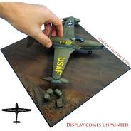1/48 - Wwii And Korean War Marston Mat Display Base